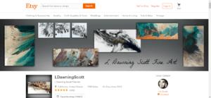 vender arte en internet
