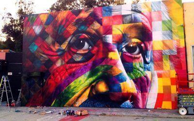 10 de los artistas urbanos más impactantes de esta era