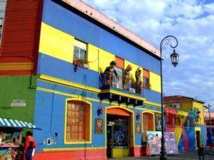 Caminito-Buenos Aires