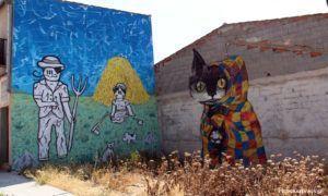 Museo Inacabado de Arte Urbano Fanzara
