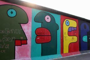 Thierry-Noir-at-East-Side-Gallery-Berlin